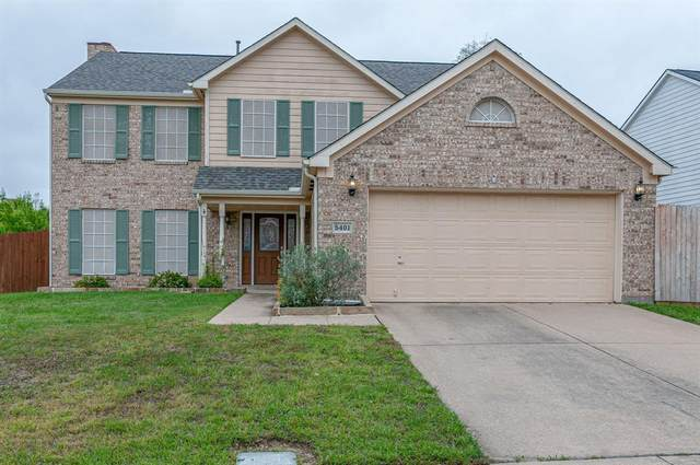 5401 Rocky Mountain Road, Fort Worth, TX 76137 (MLS #14317159) :: All Cities USA Realty