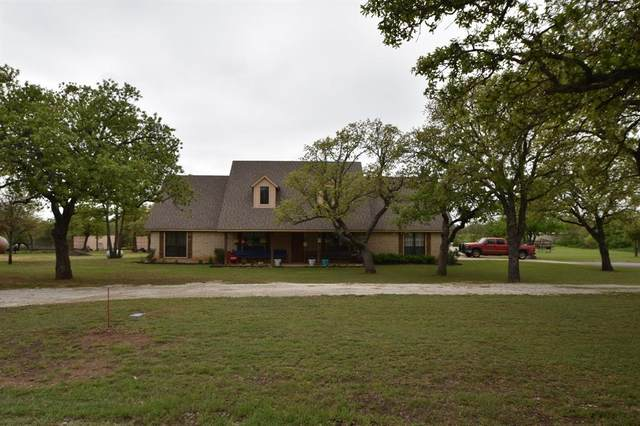 236 Eastpark Drive, Graham, TX 76450 (MLS #14317192) :: The Tierny Jordan Network