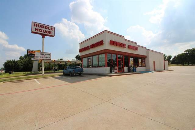 317 N Broadway Street, Joshua, TX 76093 (MLS #14317197) :: The Sarah Padgett Team