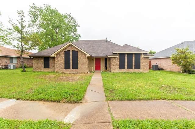 114 Liberty Drive, Wylie, TX 75098 (MLS #14317237) :: Tenesha Lusk Realty Group