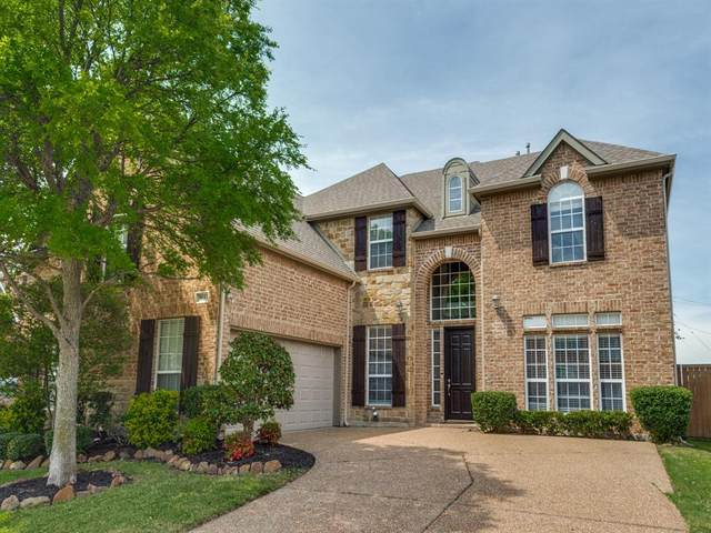 3933 Truman Drive, Frisco, TX 75034 (MLS #14317239) :: RE/MAX Landmark