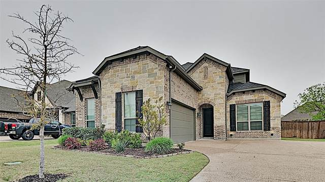 1000 Merion Drive, Fort Worth, TX 76028 (MLS #14317260) :: Justin Bassett Realty