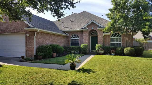 612 Shady Bridge Lane, Keller, TX 76248 (MLS #14317261) :: Justin Bassett Realty