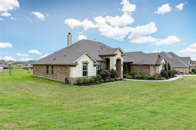 1073 Dominique Drive, Weatherford, TX 76087 (MLS #14317269) :: All Cities USA Realty