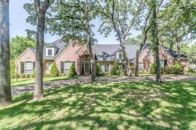 5108 Hidden Oaks Lane, Arlington, TX 76017 (MLS #14317270) :: The Sarah Padgett Team