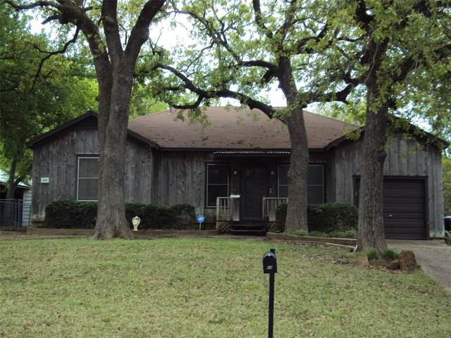 44 Vaughn Drive, Denison, TX 75020 (MLS #14317290) :: Ann Carr Real Estate