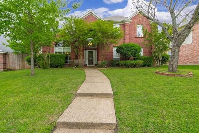 1612 Simsbury Drive, Plano, TX 75025 (MLS #14317309) :: Robbins Real Estate Group