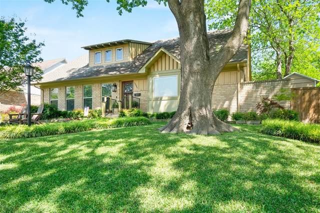 12004 Brookmeadow Lane, Dallas, TX 75218 (MLS #14317310) :: Robbins Real Estate Group