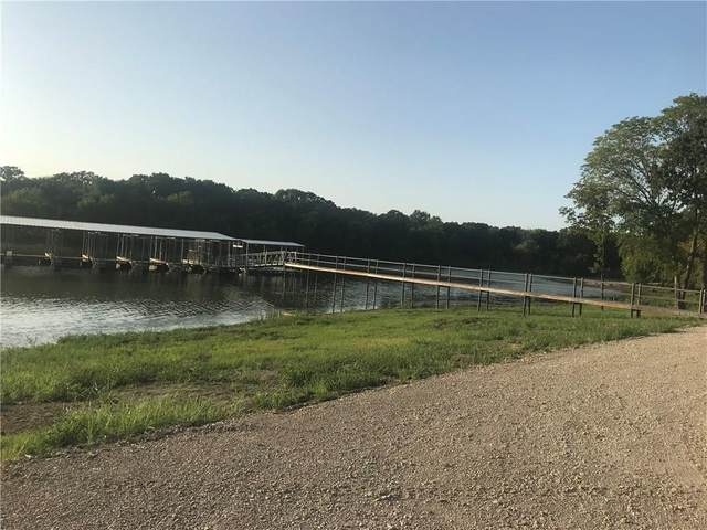 Lot 6 Big Water Way, Quinlan, TX 75474 (MLS #14317326) :: The Hornburg Real Estate Group