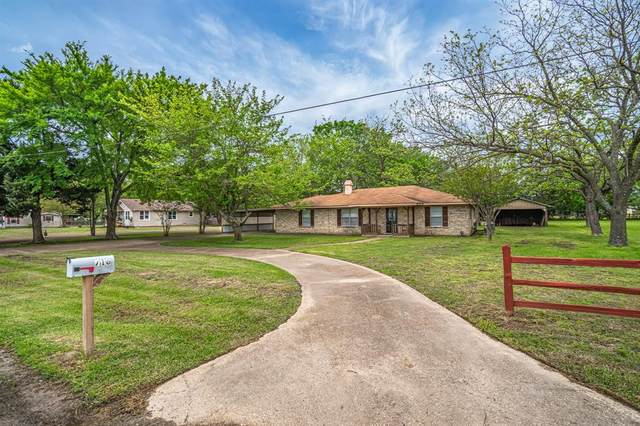 716 Crooked Creek Road, Edgewood, TX 75117 (MLS #14317328) :: RE/MAX Landmark