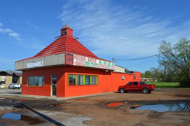 325 Industrial Drive W, Sulphur Springs, TX 75482 (MLS #14317344) :: Team Hodnett