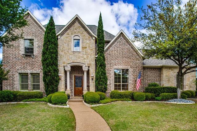 4992 Iroquois Drive, Frisco, TX 75034 (MLS #14317363) :: All Cities USA Realty