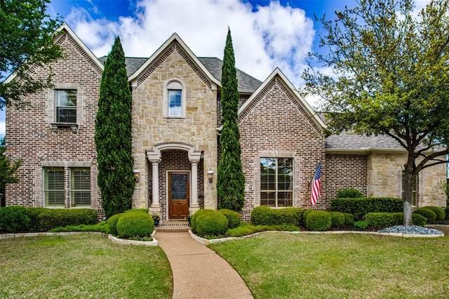 4992 Iroquois Drive, Frisco, TX 75034 (MLS #14317363) :: Trinity Premier Properties