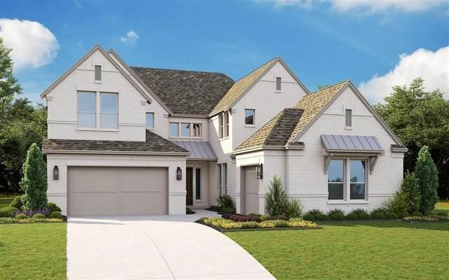 3912 Petrus Boulevard, Colleyville, TX 76034 (MLS #14317368) :: EXIT Realty Elite