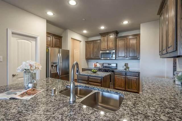 1261 Wiltshire Drive, Allen, TX 75013 (MLS #14317369) :: The Kimberly Davis Group