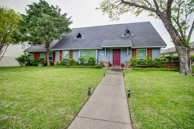 11118 Cotillion Drive, Dallas, TX 75228 (MLS #14317384) :: All Cities USA Realty