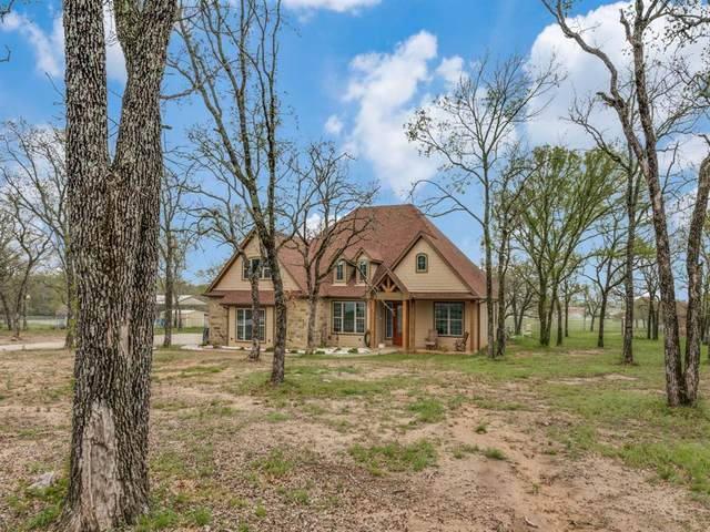 115 County Road 4358, Decatur, TX 76234 (MLS #14317394) :: The Mauelshagen Group