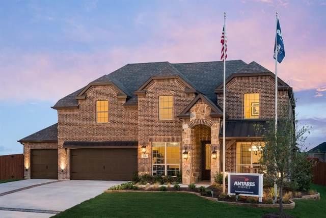610 Lonesome Dove Drive, Midlothian, TX 76065 (MLS #14317406) :: Century 21 Judge Fite Company