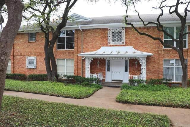 6060 Averill Way 6060C, Dallas, TX 75225 (MLS #14317409) :: The Hornburg Real Estate Group