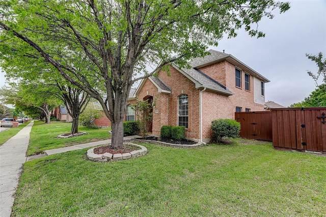 1834 Crosshaven Drive, Lewisville, TX 75077 (MLS #14317427) :: EXIT Realty Elite