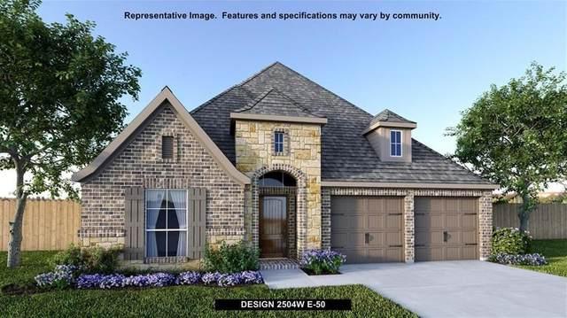 8720 Navidad Falls Drive, Mckinney, TX 75071 (MLS #14317439) :: The Kimberly Davis Group