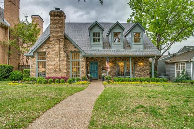 3008 Westminster Avenue, University Park, TX 75205 (MLS #14317440) :: Robbins Real Estate Group