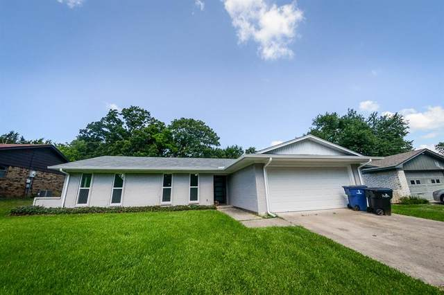 2407 Caprice Avenue, Denison, TX 75020 (MLS #14317453) :: All Cities USA Realty