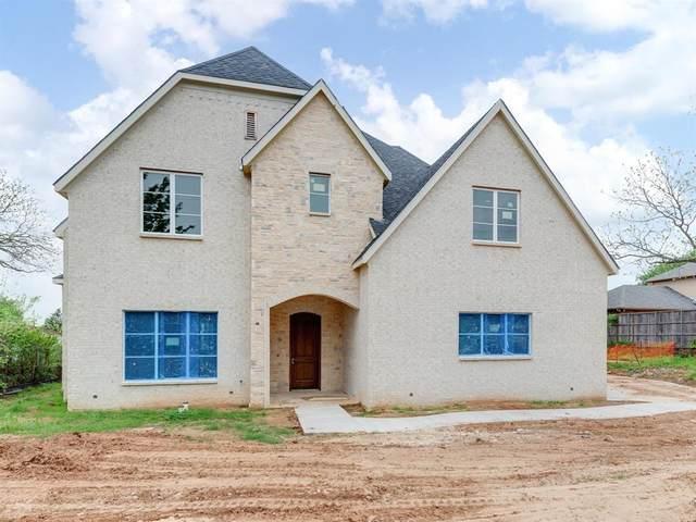 6604 Herbert Road, Colleyville, TX 76034 (MLS #14317460) :: EXIT Realty Elite