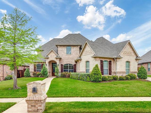 6505 Rock Springs Drive, North Richland Hills, TX 76182 (MLS #14317469) :: All Cities USA Realty
