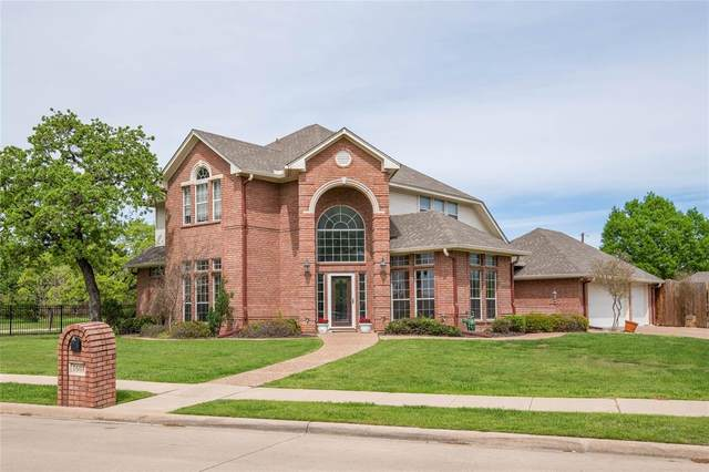 1601 Village Trail, Keller, TX 76248 (MLS #14317484) :: Justin Bassett Realty