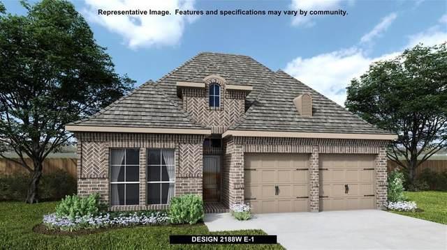 8709 Navidad Falls Drive, Mckinney, TX 75071 (MLS #14317491) :: The Kimberly Davis Group