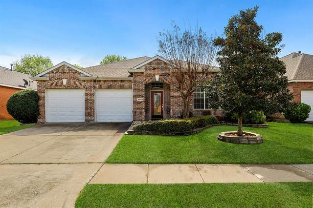 10602 Woodlands Trail, Rowlett, TX 75089 (MLS #14317496) :: Real Estate By Design