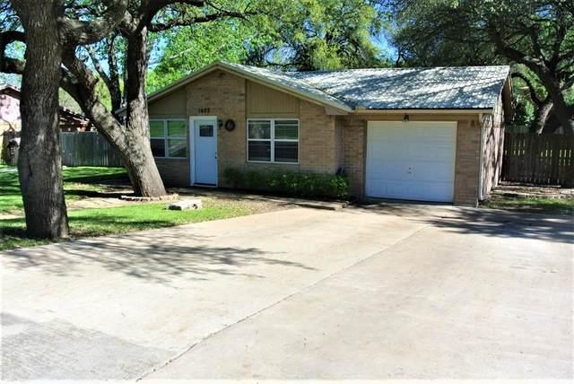 1402 W Avenue C, Lampasas, TX 76550 (MLS #14317551) :: EXIT Realty Elite