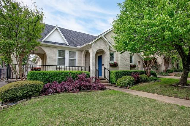 4417 El Campo Avenue, Fort Worth, TX 76107 (MLS #14317595) :: The Chad Smith Team