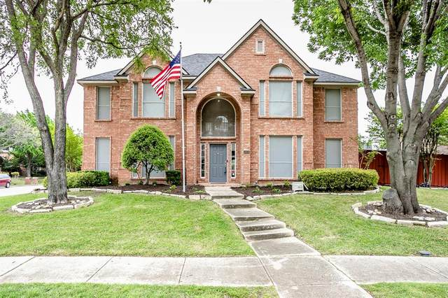 3908 Waynoka Drive, Carrollton, TX 75007 (MLS #14317614) :: RE/MAX Landmark
