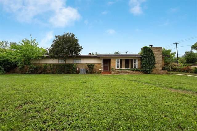 5141 Circle Ridge Drive, Fort Worth, TX 76114 (MLS #14317626) :: The Kimberly Davis Group