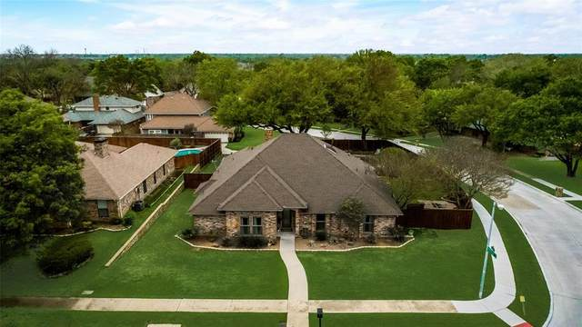 6013 Norfolk Drive, Garland, TX 75044 (MLS #14317647) :: Real Estate By Design