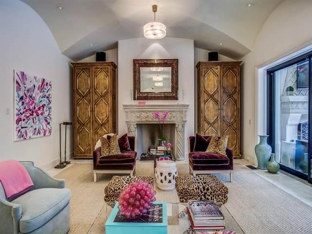 3600 Dartmouth Avenue, Highland Park, TX 75205 (MLS #14317678) :: RE/MAX Landmark
