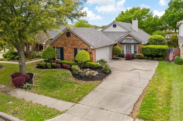 1321 Exeter Drive, Plano, TX 75093 (MLS #14317679) :: Robbins Real Estate Group