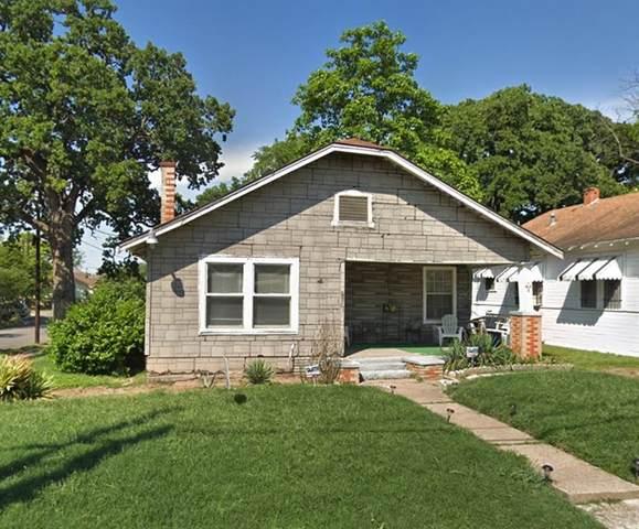 3500 Dunbar Street, Dallas, TX 75215 (MLS #14317690) :: Tenesha Lusk Realty Group