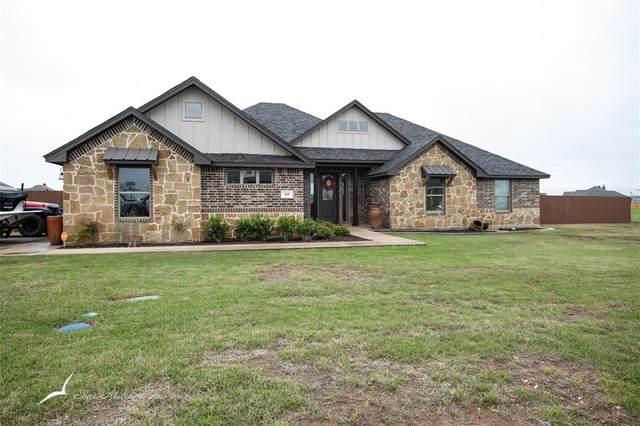 105 Ashley Drive, Tuscola, TX 79562 (MLS #14317695) :: NewHomePrograms.com LLC