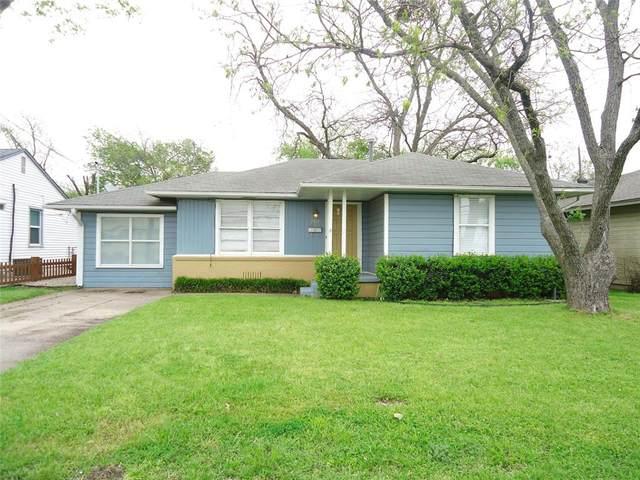 2107 N Woods Street, Sherman, TX 75092 (MLS #14317699) :: Ann Carr Real Estate