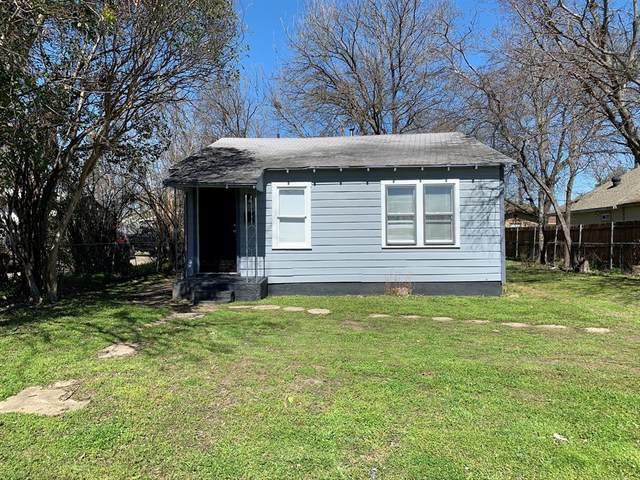5625 Bong Drive, Fort Worth, TX 76112 (MLS #14317715) :: Team Tiller