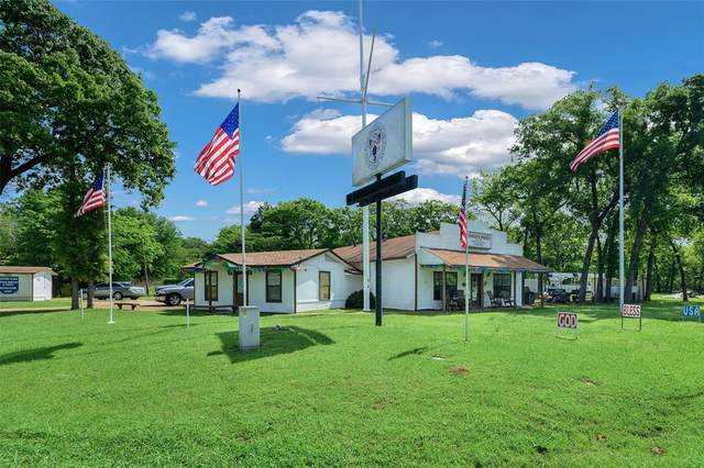 1201 N Tool Drive, Tool, TX 75143 (MLS #14317722) :: All Cities USA Realty
