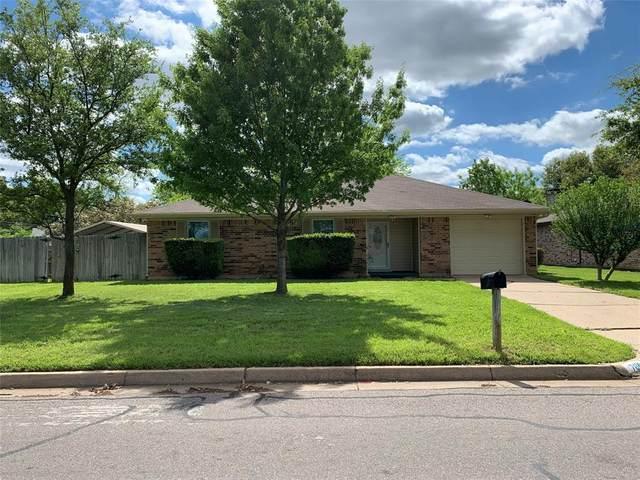 709 NW Douglas Street, Burleson, TX 76028 (MLS #14317742) :: The Sarah Padgett Team