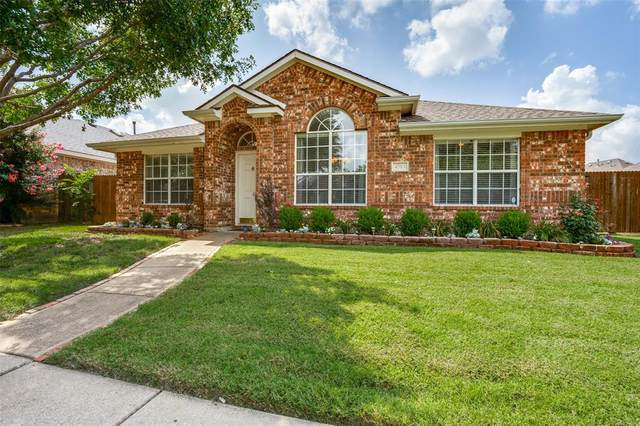 4703 Redwood Drive, Mckinney, TX 75070 (MLS #14317763) :: Real Estate By Design