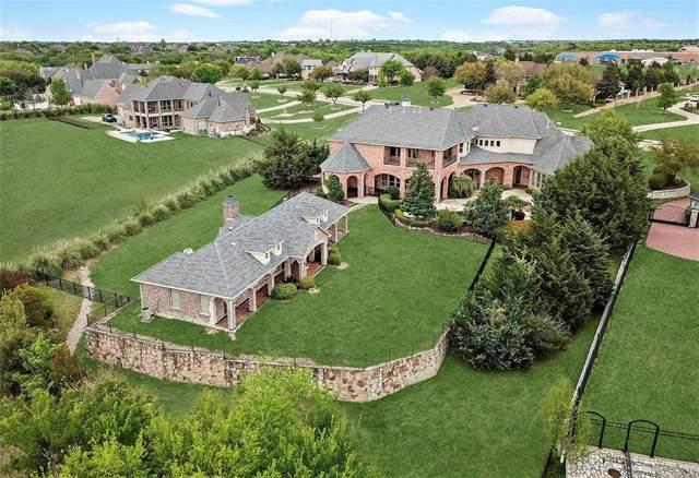1720 Bison Meadow Lane, Heath, TX 75032 (MLS #14317769) :: The Sarah Padgett Team