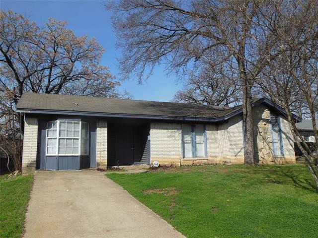 7403 Ridgewick Drive, Dallas, TX 75217 (MLS #14317770) :: The Chad Smith Team