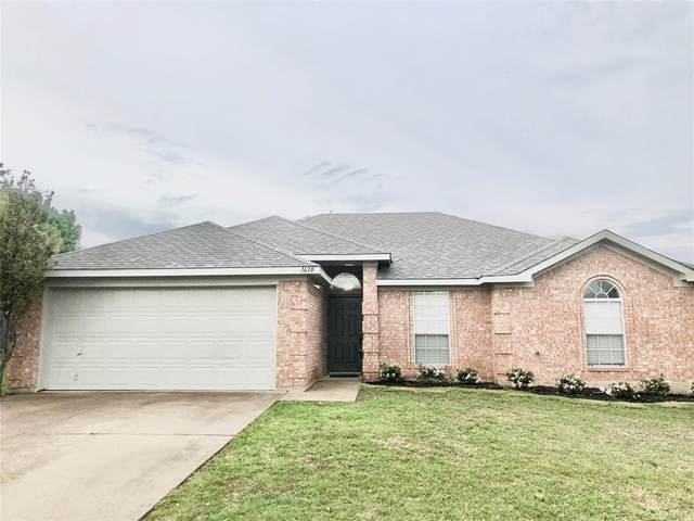 1610 Ocean Drive, Mansfield, TX 76063 (MLS #14317771) :: The Chad Smith Team