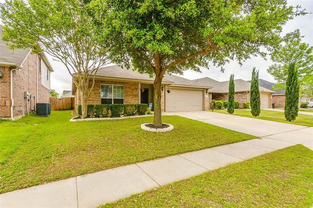 4325 Red Clover Lane, Fort Worth, TX 76036 (MLS #14317789) :: EXIT Realty Elite